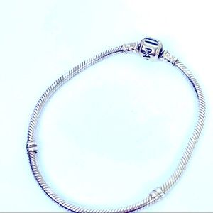 Pandora silver 925 bracelet! Authentic!
